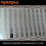 Het UHF Zoute Kaartje van de Tolerantie RFID