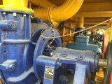 Bombas centrífugas horizontales de la mezcla de la explotación minera resistente