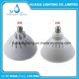AC220V PAR56 E27 LED Lámpara de luz bajo el agua de piscina