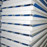 Painel de sanduíche PU de preservação do calor Painel de parede do painel de painel EPS