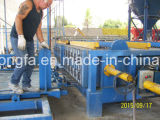 "Machine de panneau ""sandwich"" formant le panel concret de machine de construction faisant la machine"
