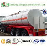 automobile di serbatoio inossidabile dell'asfalto di Shengrun degli assi 25-35cubic 3