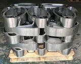 La correa de rueda de fundición de acero inoxidable para el equipo de varillas al CCR