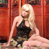 Jouet sexy personnalisé de vente 165cm chaud réaliste de poupée d'amour de Jarliet pour le mâle
