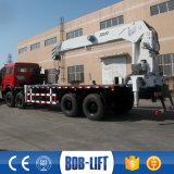 中国の油圧16トン望遠鏡ブームクレーン