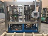 Máquina de engarrafamento de enchimento automática da água de frasco do animal de estimação