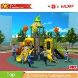 Спортивная площадка Preschool деревянных детей надувательства фабрики напольная