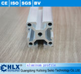 Profil en aluminium flexible de haute performance