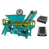 La machine pour le meulage des pneus usagés 10-120 mesh poudre en caoutchouc