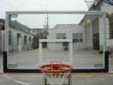 "À vie 42 ""X 72"" Clear View 12mm Thick Tempered Glass Basketball Backboards"