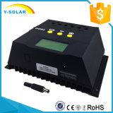 60A 48V LCDの表示の太陽電池パネル電池の料金のコントローラCm6048