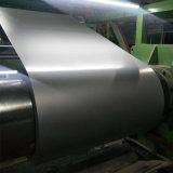 Colore grigio lucido PPGI preverniciato coprire l'acciaio ondulato dello strato