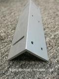 Personnalisé 6061 profils en aluminium d'extrusion par l'usinage exact