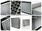 Edifício, filtros de ar da sala de limpeza da ATAC Ahu da indústria