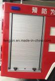 Obturador de rolo de alumínio para caminhão de combate a incêndio
