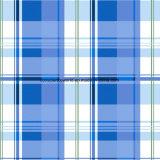 100%Polyester de blauwe Afgedrukte Stof van het Rooster Pigment&Disperse voor de Reeks van het Beddegoed