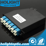 De Optische Cassette 2PC MPO/MTP van de vezel aan 24 Kern LC Sm