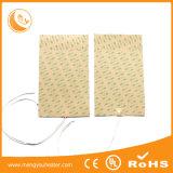 подогреватель силиконовой резины кровати жары 12V 300X300 алюминиевый