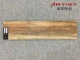 tuiles glacées par tuiles en bois de plancher de tuiles de 600X150mm