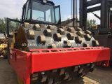 Rolo de estrada usado Ca25D do cilindro de Dynapac único (compressor do pé CA25D da almofada dos carneiros)