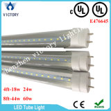 Zwei Stifte 4FT 18W sondern Gefäß-Licht der Reihen-T8 LED aus