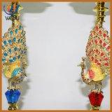 다이아몬드 훈장 새로운 디자인 Hookah 적청 색깔 Shisha