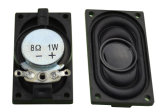 16mm*25mm 1watt 8 Lautsprecher des Ohm-PC&DVD