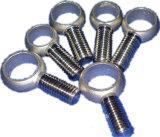 Präzision kundenspezifische CNC Bearbeitung-Bolzenmutter-Schraube