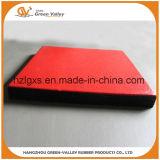 mat van de Tegel van de Vloer van 1mx1m de Dikke Anti-Noise Rubber voor de Apparatuur van de Gymnastiek