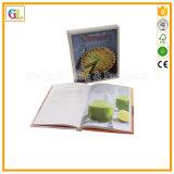 Impresión del libro de Hardcover de la alta calidad