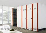Механически тип офисная мебель передвижного шкафа для картотеки большой емкости стальная с ручкой колеса/шкафом металла