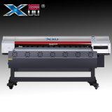 Impresora de inyección de tinta de Xuli X6-1600s con la pista de la impresora de Epson Dx5
