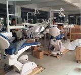 Unidad dental de la silla del suministro médico con alta calidad