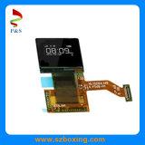 Цвет 0,95-дюймовый OLED-Am с 180 (RGB) x 120 и 350 кд/м2, яркости интерфейса SPI