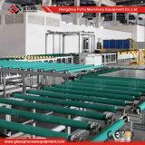 Installation de fabrication en verre r3fléchissante solaire pour la chaîne de production en verre