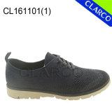 Chaussures de marche de sports d'hommes occasionnels avec la bonne qualité