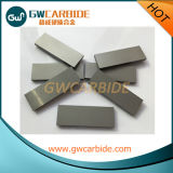 Plaques et bandes de carbure de tungstène pour le découpage