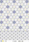 Nuevo diseño de material de vinilo de PVC transparente Mantel Impreso