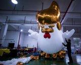 2019 Nouvelle publicité Modèle Trump gonflables géants de poulet