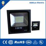 Ce RoHS 10W - luz de inundação do diodo emissor de luz de 100W IP66