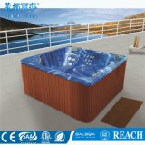 Outdoor Freestanding Massage Pool Acrylic Jacuzzi