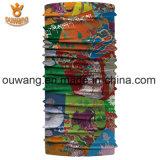 Heißer verkaufengefäß-Schal nahtloses Multifunktionsheadwear