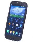 Smartphoneの安いアンドロイド4.8インチの元の卸売によってロック解除されるスマートな携帯電話S3