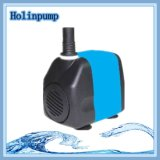 연못은 잠수할 수 있는 펌프 (헥토리터 600) 흡입 수도 펌프를 양수한다