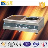 Fornello di induzione di controllo del microcomputer di alta efficienza