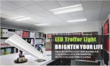 40W 1X4 LED Troffer 빛은 120W HPS Mh 100-277VAC 세륨 RoHS를 대체할 수 있다