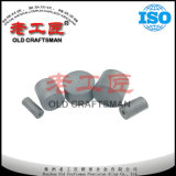 Carbure cimenté Rods ronds avec un trou droit