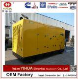 conjunto de generador diesel silencioso 800kVA/640kw accionado por el motor de la potencia de Wuxi