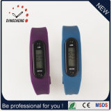 La vigilanza di signore ha marcato a caldo le vigilanze del silicone di Digitahi di sport dell'orologio (DC-002)