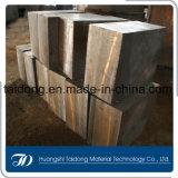 acciaio da utensili del lavoro in ambienti caldi 1.2365/H10, barra rotonda d'acciaio H10